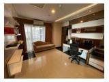 Disewakan Apartemen Sahid Sudirman Residences Jakarta Pusat – 1 BR / 2 BR / 3 BR Full Furnished