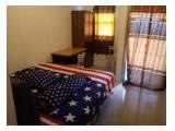 Disewakan Apartemen Belmont Residence Tower Athena Studio Luas 21.35 m2 Semi Furnished Kebon Jeruk - Jakarta Barat