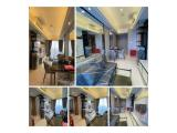 Jual / Sewa Apartemen Taman Anggrek Residences Jakarta Barat – Tersedia Semua Tipe, Fully Furnished