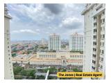 For Rent Belleza Apartment, South Jakarta - 1 Bedroom Semi Furnish, The Cheapest Price and Still be Able to Negotiate