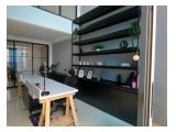 Disewakan Apartemen Neo SOHO Residence & Office Jakarta Barat - 1 BR 96,96 m2 Furnished