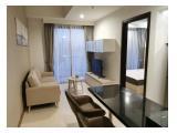 Sewa Apartemen Sudirman Hill Residences Jakarta Pusat - 1 Bedroom 51,66 m2 Modern Nordic Style - Fully Furnished