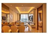 Disewakan/ Dijual Apartemen Pondok Indah Residence, 1/2/3BR Furnished