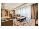 Disewakan Apartemen Pakubuwono Signature, 4+1Br Unfurnished/ Furnished