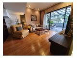 Sewa Town House Cosmo Park Thamrin with 3 BR / 3+1 BR, 159 sqm and Fully Furnished