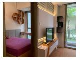 Disewakan Apartemen Taman Anggrek Residence Jakarta Barat - 1 BR Full Furnished