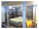 tipe 2 kamar ,posisi kamar tidur