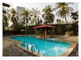 Bayar Bulanan Sewa Apartemen Senopati 3+1BR Fully Furnished Newly Renovated