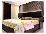 Sewa Apartemen Ambassade Residences Kuningan Jakarta Selatan – Studio 33 m2 Fully Furnished