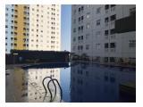 Sewa Apartemen Green Pramuka City - 2BR semi mobiliado