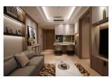 Disewakan Apartemen Gold Coast PIK (Pantai Indah Kapuk) Jakarta Utara Tipe Studio, 1 BR, 2 BR, 3 BR, 4BR (Terrace), Semi-Furnished / Fully Furnished