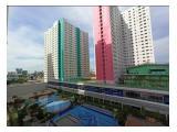 Sewa Apartemen Green Pramuka City Jakarta Pusat - 1BR / 2BR Full Furnished