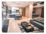 Disewakan Apartment Residence 8 Senopati 3BR Luas 180sqm Private Lift Fully Furnished - Good Maintenance with Modern Minimalist Style