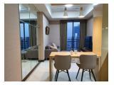 Sewa Apartemen Casa Grande Phase 2 Kota Kasablanka Jakarta Selatan – 2 BR 65 m2 Furnished