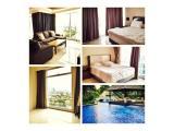 Disewakan Fully Furnished Apartemen Botanica Simprug Jakarta Selatan - 2BR Fully Furnished