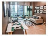 Disewakan Apartment Residence 8 Senopati 2BR Luas 133sqm Fully Furnished with Modern Minimalist Style View Pool & ASHTA Mall