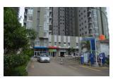 Sewa Apartemen Murah di Pusat Kota Bandung, 1 Kamar,Furnish,View Bgs,Wifi,Per Hari/Bulan/Tahun