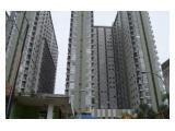 Disewakan Apartemen Type 2Kamar Fullfurnish + Wifi Lokasi Tengah Kota Bandung Dekat Braga, Harian/Bulanan/Tahunan