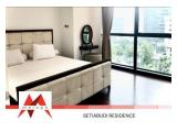Disewakan Apartemen Setiabudi Residence – 2 BR & 3 BR, Fully Furnished, Spacious, City View, Negotiable, by Malago Project