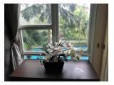 HARGA DISKON!!! Disewakan Harian / Bulanan / Tahunan Apartemen Thamrin Residence