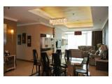 Luxury Unit Apartment with Nice 2 Bedrooms at Kempinski Residence