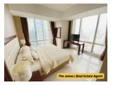 Luxury Apartments In Strategic Location. Large, Clean and Comfortable Unit. Competitive price. For rent Ciputra World 1 Apartment The Residence Ascott
