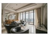Sewa dan Jual appartement District 8 Senopati - 1, 2, 3, 4 + 1 BR volledig gemeubileerd