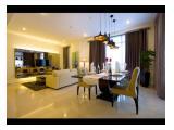 Huur en verkoop appartementen Senopati Suites - 2 en 3 slaapkamers volledig gemeubileerd + studeerkamer en meidkamer