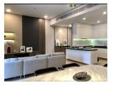 Disewakan Apartemen Anandamaya Residences Sudirman Jakarta Pusat – 3+1 BR 177 m2 Luxurious Unit Fully Furnished