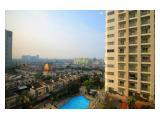 Disewakan Apartemen Cosmo Residence 2BR Thamrin City- bisa bayar bulanan
