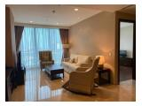 Sewa dan Jual Apartemen Sudirman Mansion Jakarta Pusat - 2 BR / 3 BR Fully Furnished