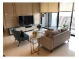 Disewakan / Jual Apartemen 1Park Residence Gandaria Jakarta Selatan - 2 BR & 3 BR Full Furnished