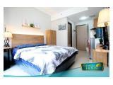 Disewakan Apartemen Monroe Jababeka Cikarang Tipe Studio- Harian | Bulanan | Tahunan