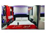 Sewa Harian / Bulanan Apartemen Sentra Timur Residance Jakarta Timur - 1 Bedroom / 2 bedroom Full Furnished
