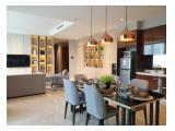 Disewakan Apartemen The Elements Kuningan Jakarta Selatan 3 BR 186 M2 Fully Furnished