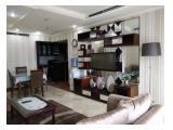 Dijual / Disewakan Apartemen Somerset Grand Citra Kuningan, Jakarta Selatan - 2 + 1 Bedroom Furnished