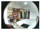 Disewakan Apartemen Scientia Residences Gading Serpong Tangerang Selatan - Studio Fully Furnished