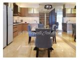 Sewa / Jual Apartemen Capital Residence SCBD Jakarta Selatan – 2 BR / 3 BR / 4 BR Semi-Furnished and Fully Furnished