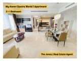 Nice and Comfortable Apartment. Strategic location .For Rent Ciputra World 1 Apartment The Residences Ascott (My Home) $2800 with Minimum Rent 1 Year.