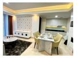 For Rent Apartemen Casagrande Residence Kota Kasablanka Phase 1 and 2 – 1 BR / 2 BR / 3 BR Fully Furnished & Good Condition