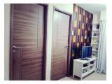 Sewa Apartemen Medina Karawaci Tangerang – 2BR Fully Furnished dekat diantara Supermal Lippo Karawaci 7 mnt & Mal SMS 7 mnt & hanya 5 mnt ke Pintu Tol