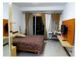 Studio Apartemen Thamrin Executive Residence Dijual / Disewakan Harga Pandemi (Langsung Pemilik) - Fully Furnished di Thamrin, Jakarta Pusat