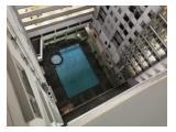 Sewa Apartemen Menteng Square Jakarta Pusat – Tower C, 2 Bedrooms 30 m2 Furnished, Cozy