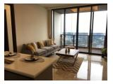 Disewakan / Jual  Apartemen Residences 8 Senopati Jakarta Selatan - 1 BR / 2 BR / 3 BR Fully Furnished, Any Floor, City and Pool View