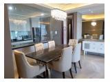 Disewakan Apartemen Casa Grande Residence Jakarta Selatan - 3+1 Bedroom Full Furnished, View Pool, Private Lift