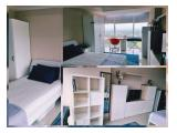 Disewakan Apartemen U Residence Karawaci Tower 1, Type Studio - Full Furnish