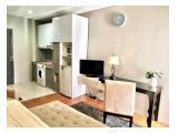 Disewakan Apartemen Taman Sari Semanggi Jakarta Selatan - 1 BR / 2 BR Fully Furnished