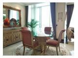 Disewakan Apartemen Four Season Residence Setiabudi, Kuningan, Jakarta Selatan - 3+1BR Luas 198 SQM, Full Furnished dan Unfurnish