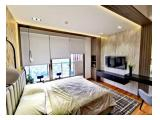 Sewa Apartemen Sudirman Hill Residences - Studio 36,56 m2 - Comfort & Modern Fully Furnished