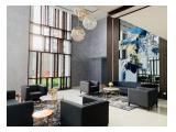 Disewa Murah Apartemen Aspen Residence Tower C Brand New Full Furnished Dekat MRT dan Transjakarta